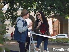 Teen Regina Sparks Sizzling Sex