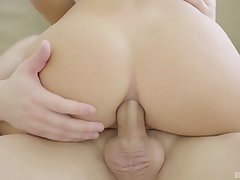 Bestial Eleanor rides give her ass in insolent XXX play