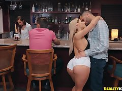 Outside sexual congress and a blowjob are astonishing with aside Abella Danger