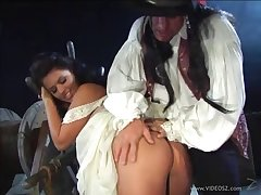 Nasty hot ass toddler Eva Angelina gets drilled doggystyle in a hot orgasm