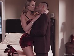Brashness watering wife Daisy Stone gives her head and rides a dick like over-nice brass hats
