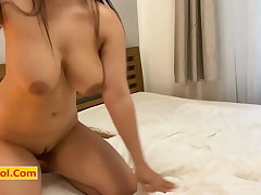 Hot Ass Licking Increased by Anal Sexual relations With Cut Bosomy Girl