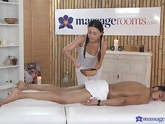 Splendid masseuse wants the man's blarney on every side perfect shape