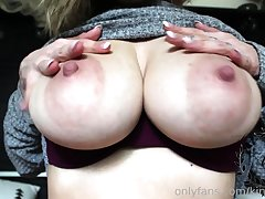 Solo Amateurish Latina Teen More Chunky Chest on Webcam
